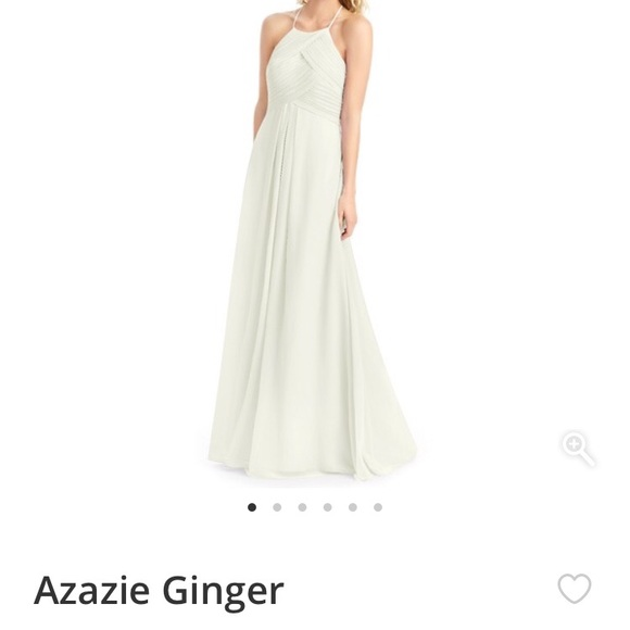 ee1c3c52afa azazie Dresses   Skirts - Used Azazie Ginger Bridesmaid Dress in Frost.